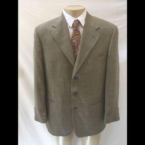 Givenchy Monsieur Men's Size 46L Blazer/Sport Coat